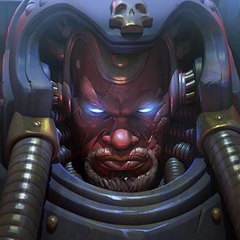Warhammer 40,000: Dawn of War III - разработчики показали элитного героя Иона Ориона