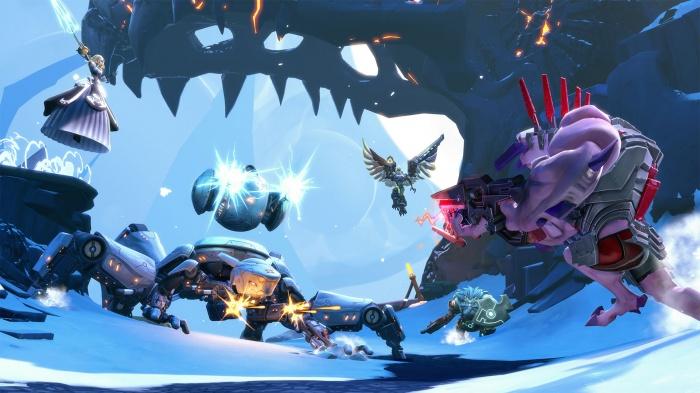 Battleborn обзор иггры