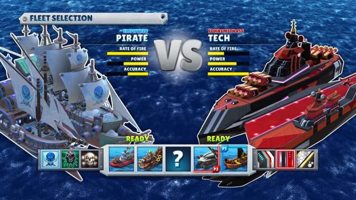 Battleship обзор игры