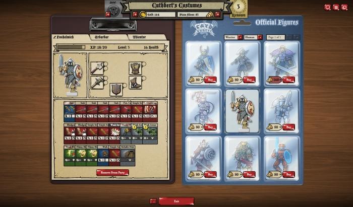 Card Hunter обзор игры