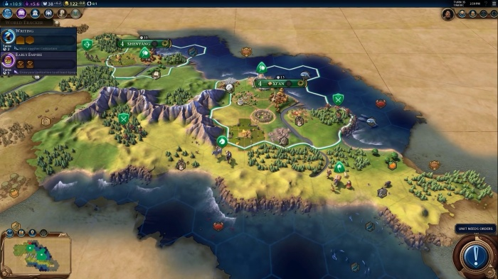 Civilization 6 обзор игры