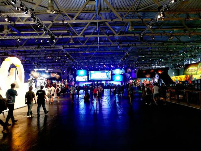 Gamescom 2016: Фотографии от GameMAG.ru