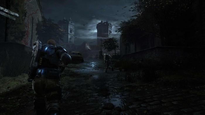 Gears of War 4 обзор игры