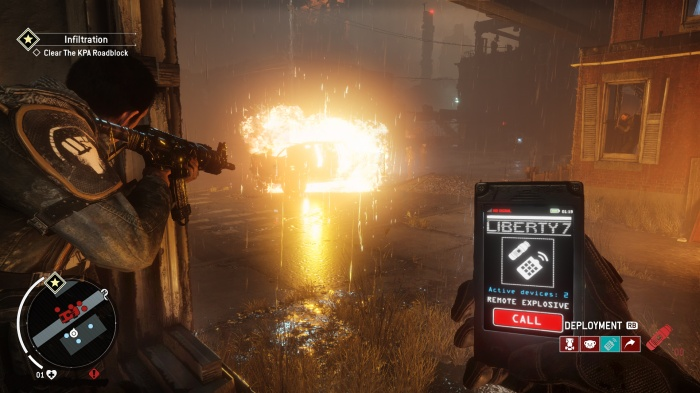 Homefront: The Revolution обзор игры