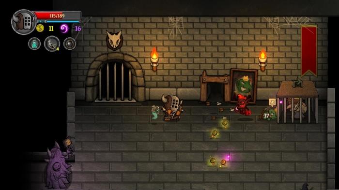 Lost Castle обзор игры