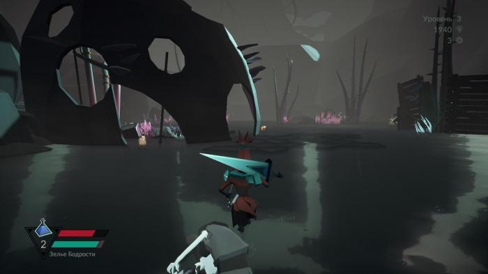 Necropolis: A Diabolical Dungeon Delve обзор игры