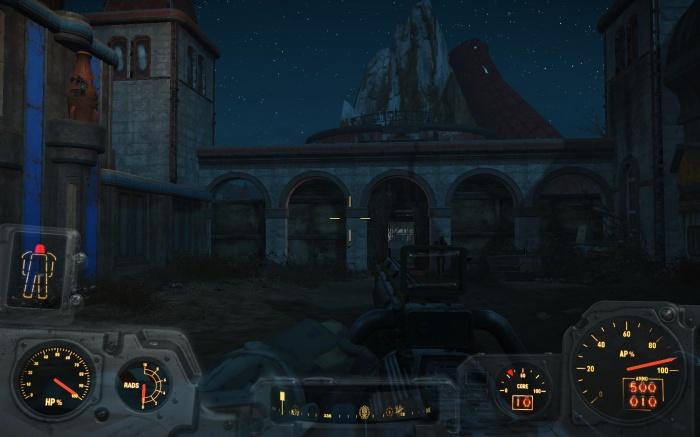 Прохождение игры Fallout 4: Nuka-World