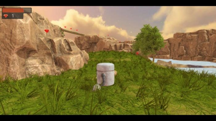 Scrap Garden обзор игры