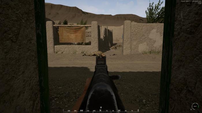 Превью по альфа-версии игры Squad