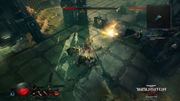 Warhammer 40,000: Inquisitor — Martyr обзор игры