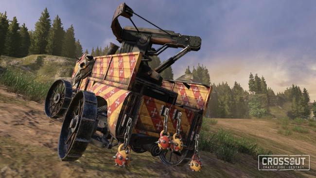 Crossout — постапокалиптический экшен от Gaijin Entertainment и Targem Games получил обновление 0.37
