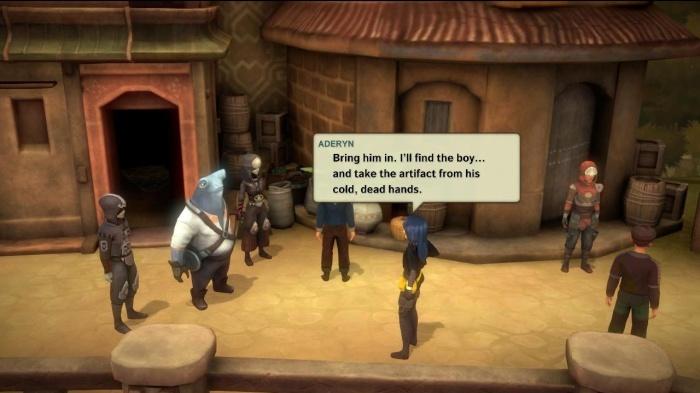 Earthlock: Festival of Magic обзор игры