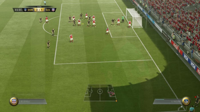 FIFA 17 обзор игры