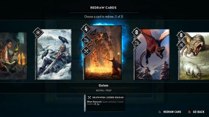 Превью (ИгроМир 2016) игры Gwent: The Witcher Card Game