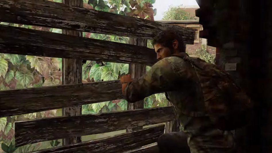 В Last of Us великое множество упомянутых преград с проработанной анимацией.