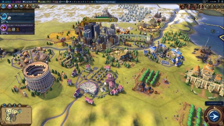 Civilization 6 обзор