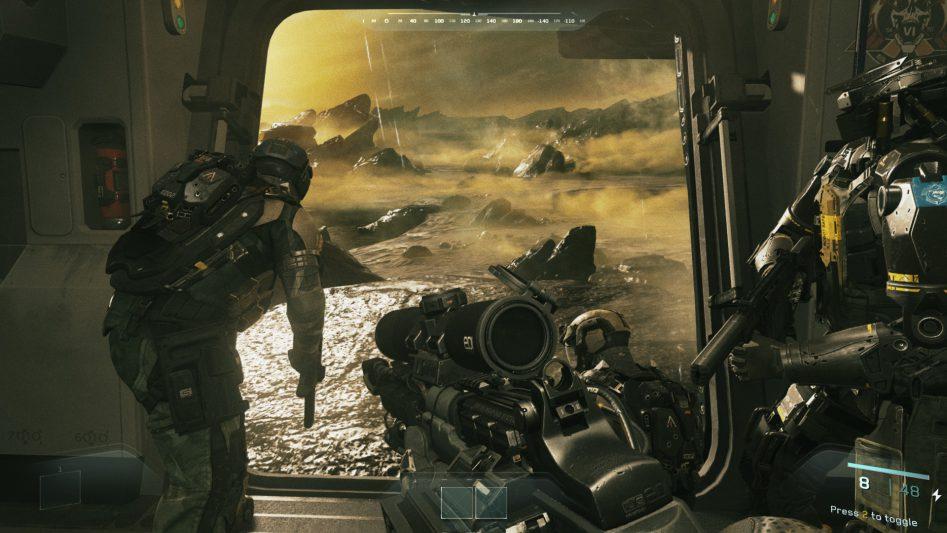 cod-infinite-warfare-dropship