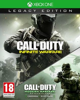 Call of Duty: Infinite Warfare возглавила британские чарты, но сильно отстала по продажам от Black Ops III