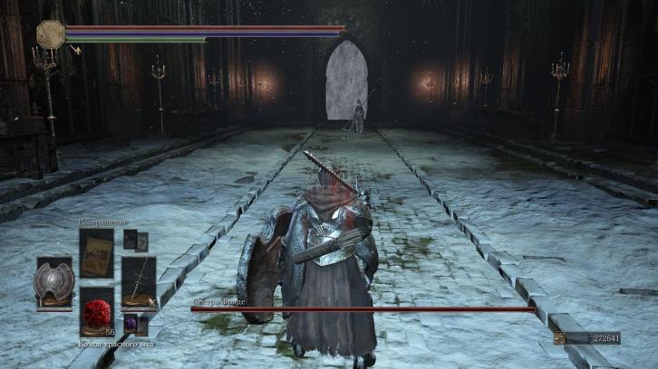 Прохождение Dark Souls 3: Ashes of Ariandel