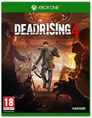 Dead Rising 4 обошел The Last Guardian по стартовым продажам в Великобритании