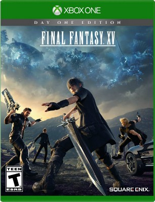 Final Fantasy XV оценивают лучше Final Fantasy XIII (обновлено)