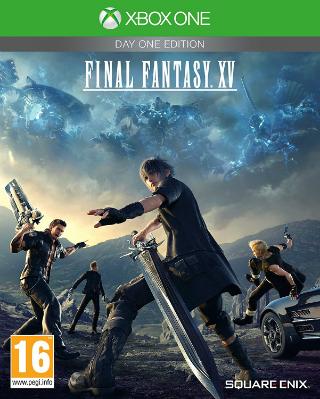 Final Fantasy XV продается хуже Final Fantasy XIII в Великобритании