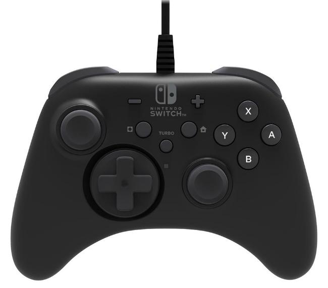 В сети появился список аксессуаров для Nintendo Switch от компании Hori - аркадный стик для файтингов, зарядные станции, чехлы и другое