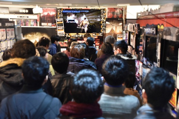 Resident Evil 7: Biohazard - фотографии с официального запуска игры в Токио
