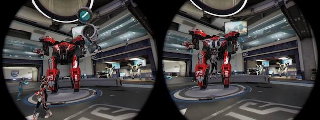 С наступающим! PlayStation VR: Обзор комбинации гарнитуры с PlayStation 4 Pro от Digital Foundry