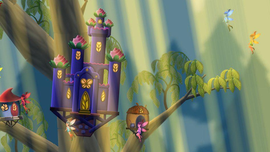 Glittermitten Grove – строительный симулятор, в котором все не так