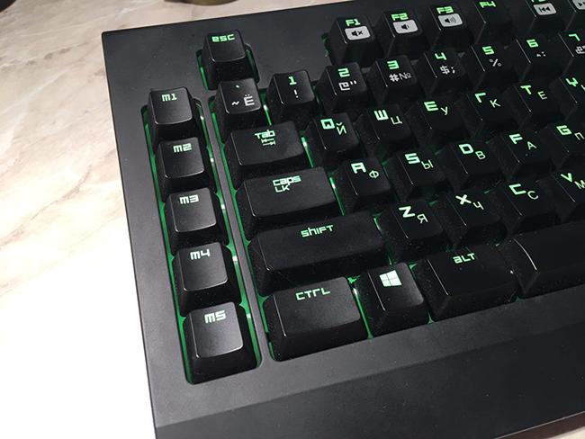 Razer Blackwidow Ultimate Chroma - наши впечатления от флагманской клавиатуры