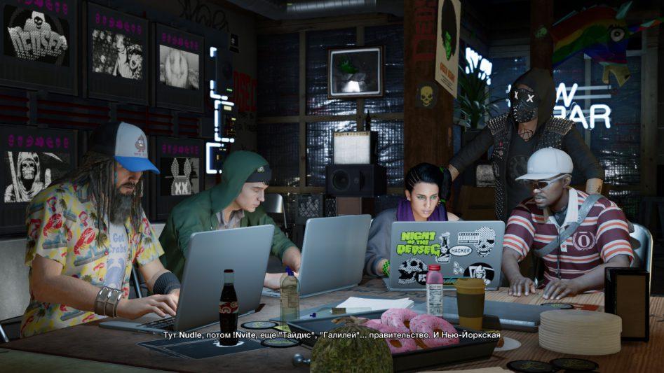 Хакеры у залива – обзор Watch Dogs 2