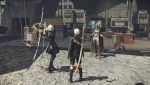 NieR: Automata - ролевой слэшер от Platinum Games обзавелся множеством новых скриншотов, опубликован рекламный ролик