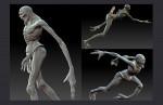 Darkside - в сеть утекли концепт-арты отмененного проекта студии Sony Santa Monica