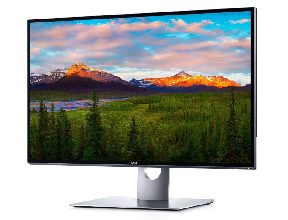 8K-монитор от Dell выходит в марте