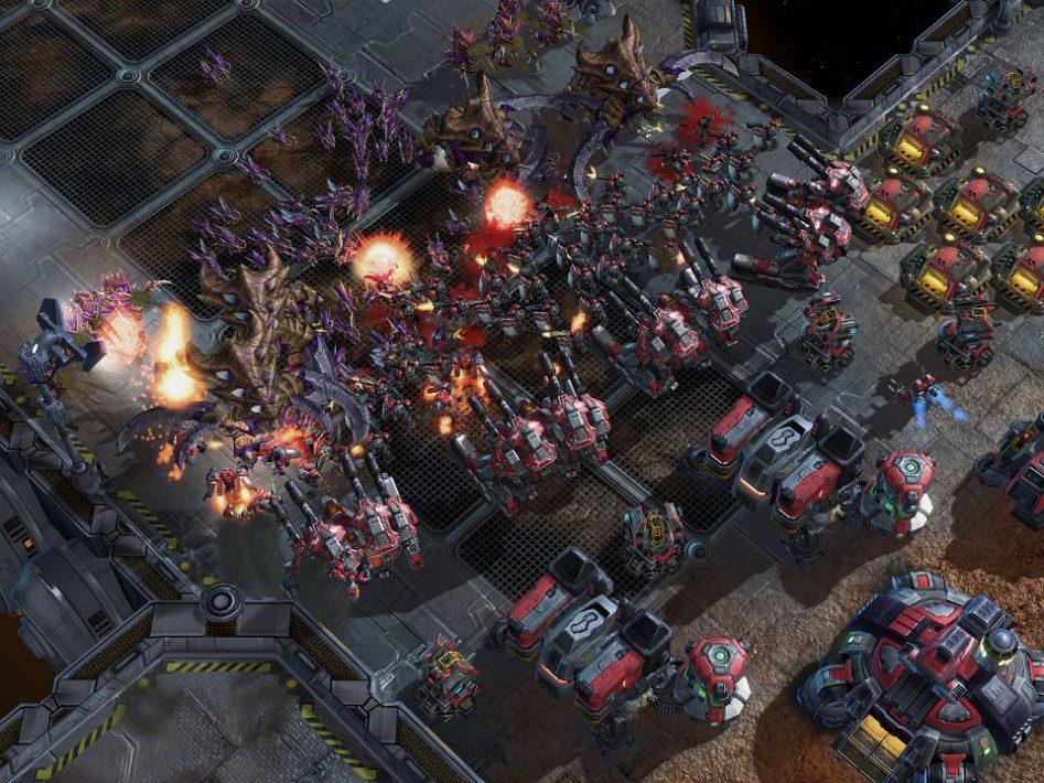 Сход лавины: Баланс и прогрессия в играх жанра RTS