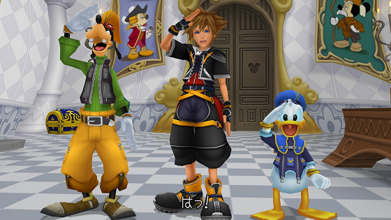 Kingdom Hearts HD 1.2 2.5 ReMIX