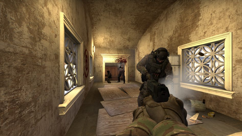 Counter-Strike: Global Offensive добралась до Венеции