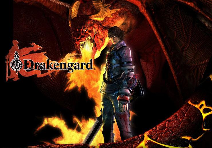 История Nier и Drakengard