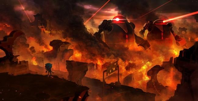 Sonic Forces - новая большая игра о Сонике (Обновлено)