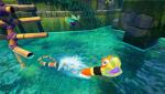 Snake Pass - опубликован трейлер, посвященный воздушному миру игры