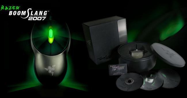 Razer Boomslang 2007 Collector's Edition