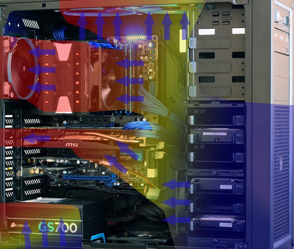 Руководство по воздушному охлаждению компьютера