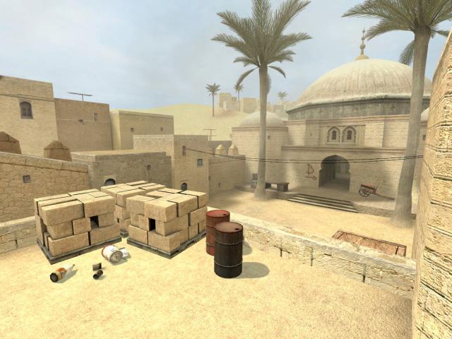 Как создавалась De_Dust 2, карта-легенда