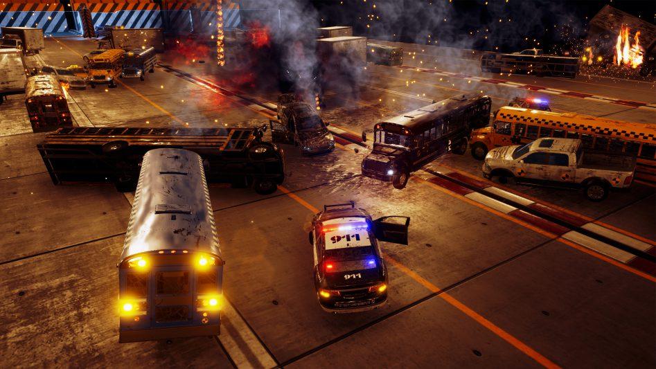 Danger Zone – духовный наследник Crash Mode из Burnout 3