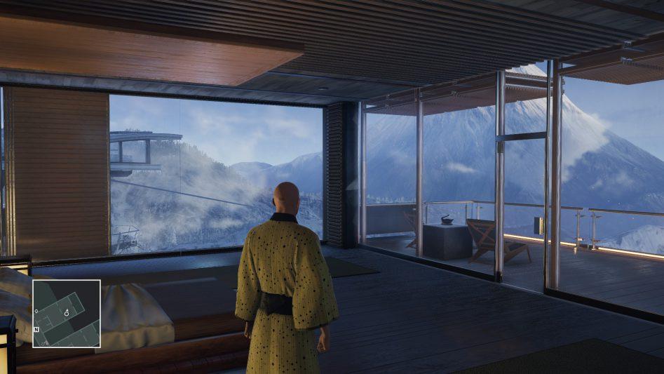 Как создавался Хоккайдо, финальный уровень Hitman