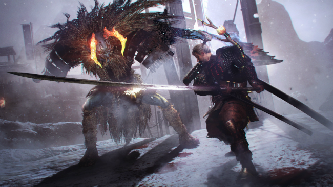 Nioh - Dragon of the North