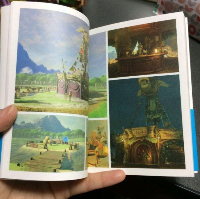 The Legend of Zelda: Breath of the Wild - поклонник создал фотоальбом из сделанных в игре скриншотов