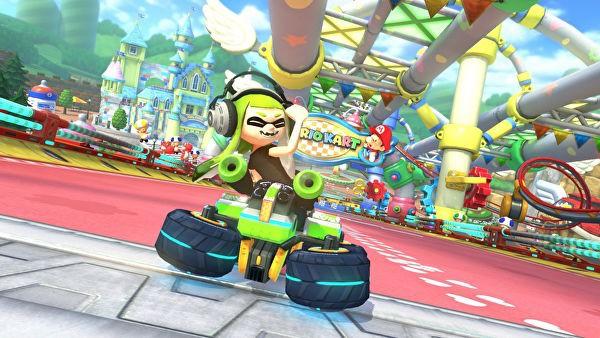 Mario Kart 8 Deluxe - новое обновление исправляет оскорбительный жест одного из персонажей на более нейтральный