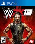 WWE 2K18 - детали расширенного издания. Сет Роллинс станет звездой обложки новой игры от 2K